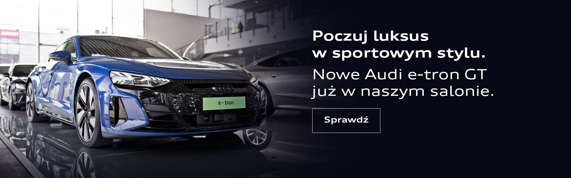Audi GT E-tron